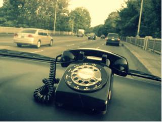Видеонаблюдение на московских дорогах будет ловить разговаривающих по телефону за рулем и непристегнутых