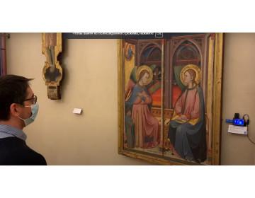 Музеи в Италии оценивают степень популярности картины с помощью интеллектуальной видеоаналитики