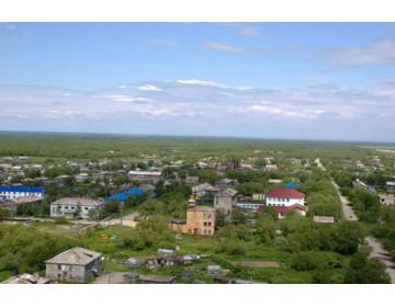 Село на Камчатке подключили к скоростному Интернету и нашпиговали камерами видеонаблюдения
