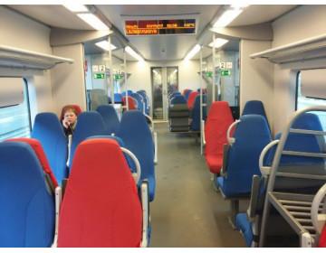 В поездах «Ласточка» на МЦК применят интеллектуальную видео и аудиоаналитику для выявления дебоширов